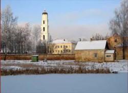 Пустынский Свято-Успенский мужской монастырь