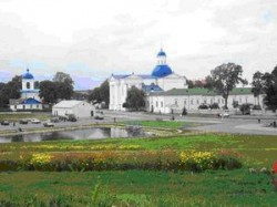 Жировицкий Успенский мужской монастырь