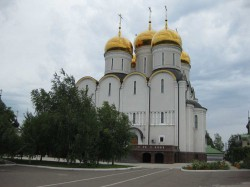 Свято-Никольский монастырь.