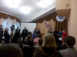 Учащиеся НВК № 4 приняли участие в конкурсе