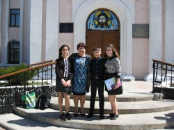 В Покровском Центре Христианского Просвещения прошел конкурс чтецов