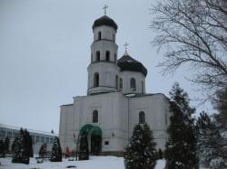 Добропольчане посетили Свято-Ильинский мужской монастырь с. Варваровка