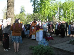 Престольный праздник Свято-Георгиевского храма с.Анновка