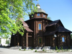 Престольный праздник Свято-Троицкого храма г. Доброполья