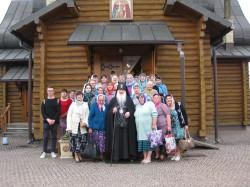 В гостях у владыки Алипия, архиепископа Краснолиманского