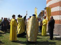 Престольный праздник Свято-Николаевского храма с. Криворожье