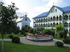 Буковина-Банчены-Свято-Вознесенский монастырь