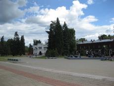 Беларусь 2013г. Мозырь - Мир